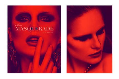 Colour Masquerade book cover