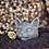 Thumbnail: Recycled Wax  Skull & Cat Ornaments