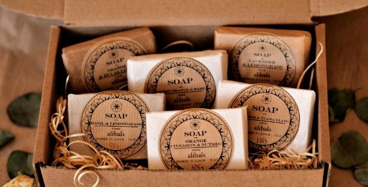 Large Soap Gift Box
