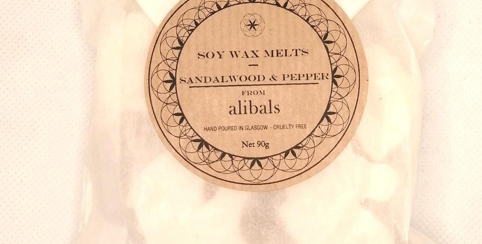 Sandalwood & Pepper