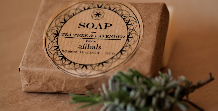 Tea Tree & Lavender Soap
