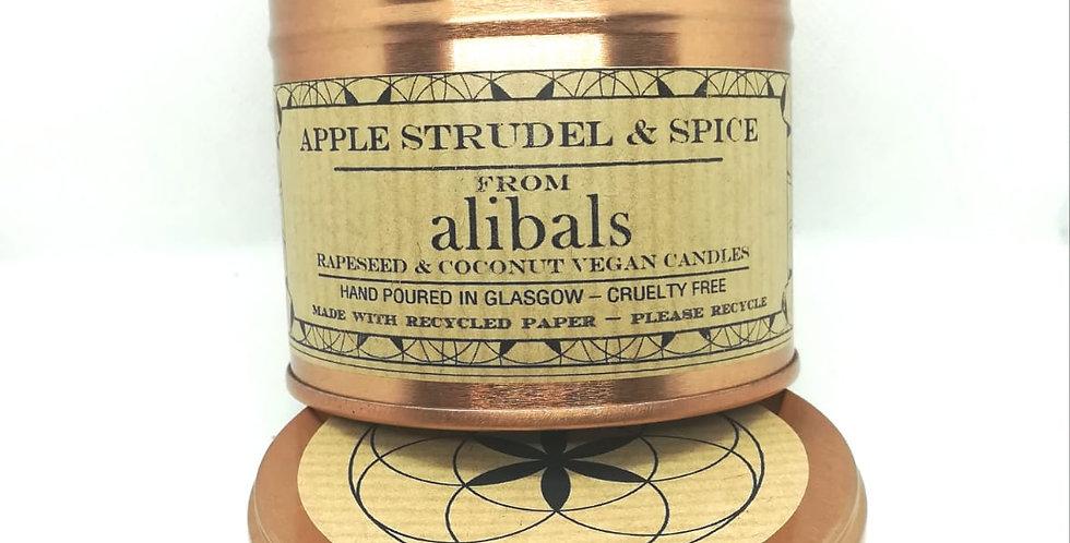 Apple Strudel & Spice