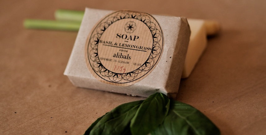 Basil & Lemongrass Soap