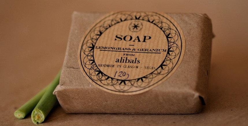 Lemongrass & Geranium Soap