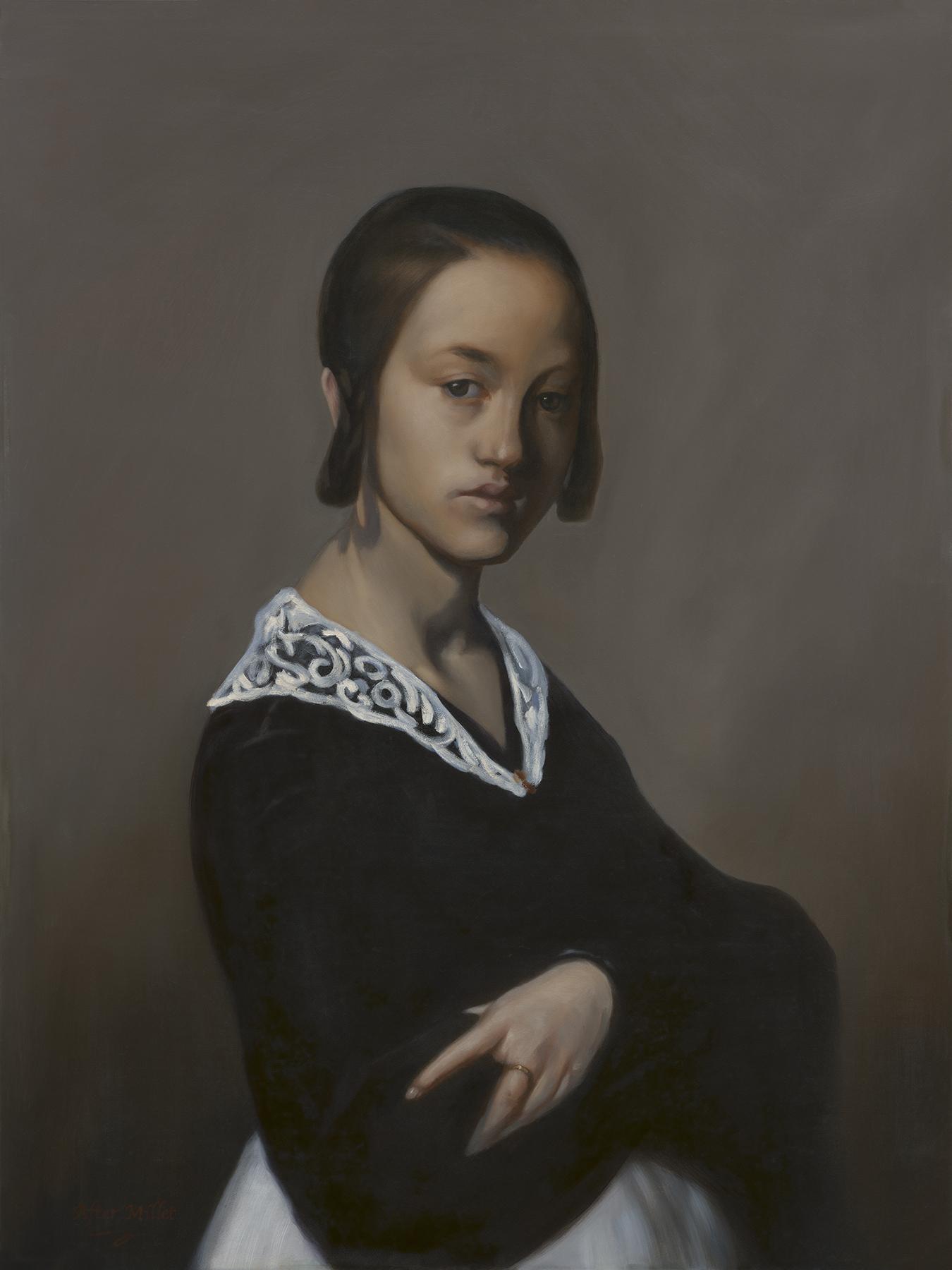 Portrait of Louise-Antoinette