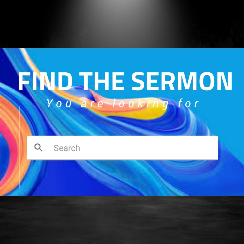 Search for the Sermon