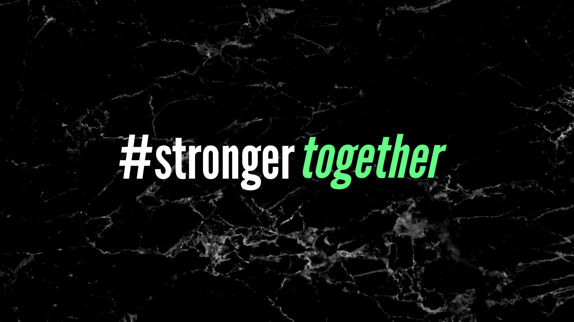 Stronger Together 2021 Vision