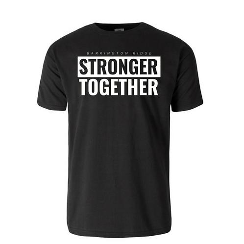 Stronger Together 2021 Vision Bar Design