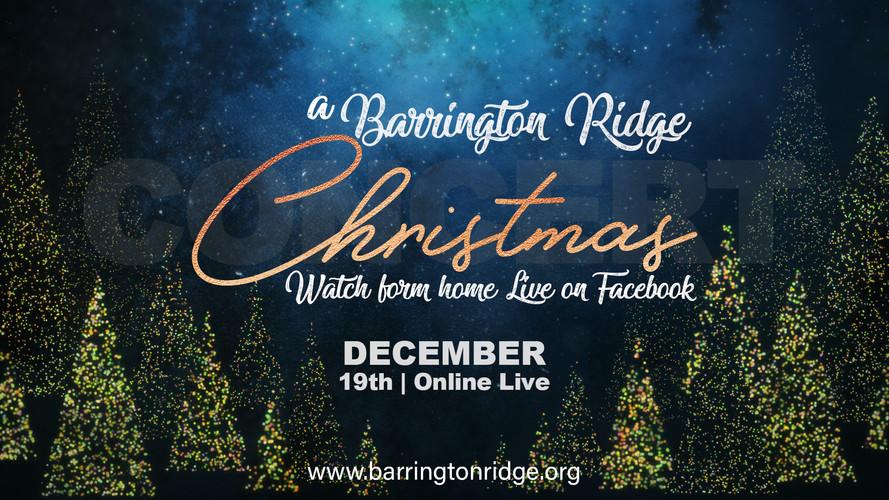 A Barrington Ridge Christmas
