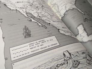 """ilustraciones libro """"colega, ¿dónde está mi urbe?"""""""