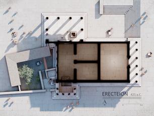 erecteion iv - planos