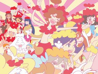 【お知らせ】TVアニメ「フライングベイビーズ」DVD発売中