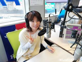 【声の出演】FM西東京「Pop'n タワー♪」ゲスト出演