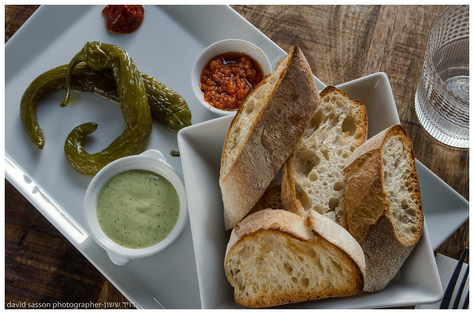 Food photography and atmosphere