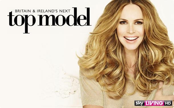 Britain and Irelands next top model - TV