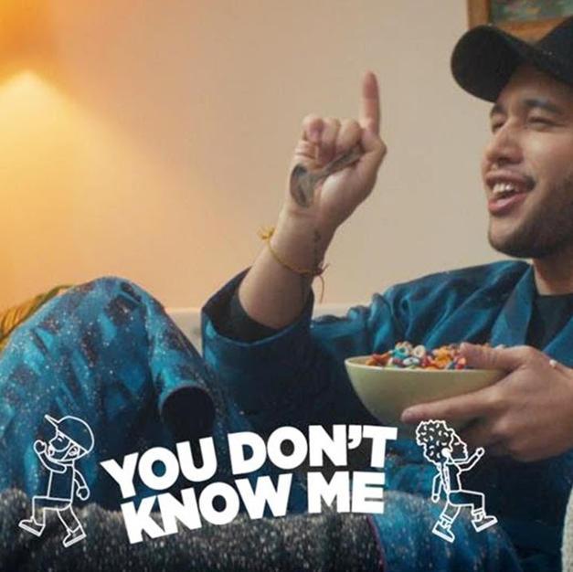 JAX JONES feat RAYE - YOU DONT KNOW ME