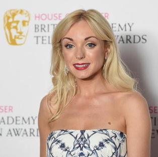 Helen George - BAFTA