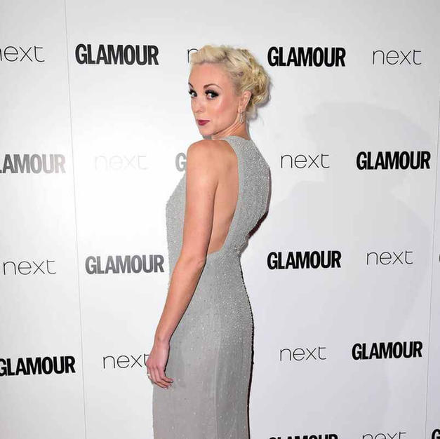 Helen George - Glamour Awards