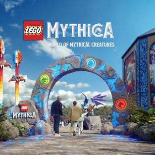 Legoland Mythica TVC 2021