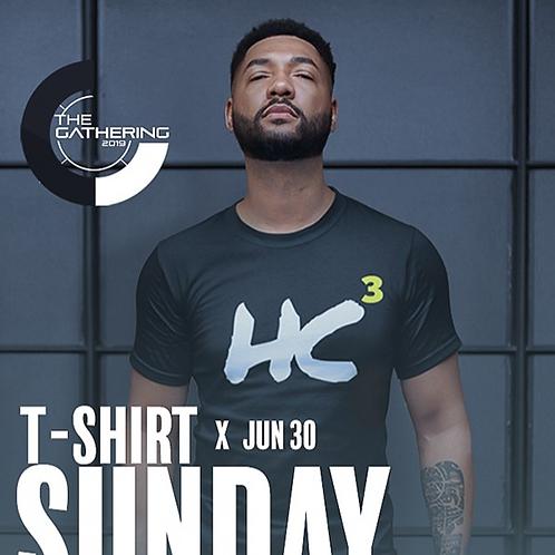 Official HC3 Shirt- Black