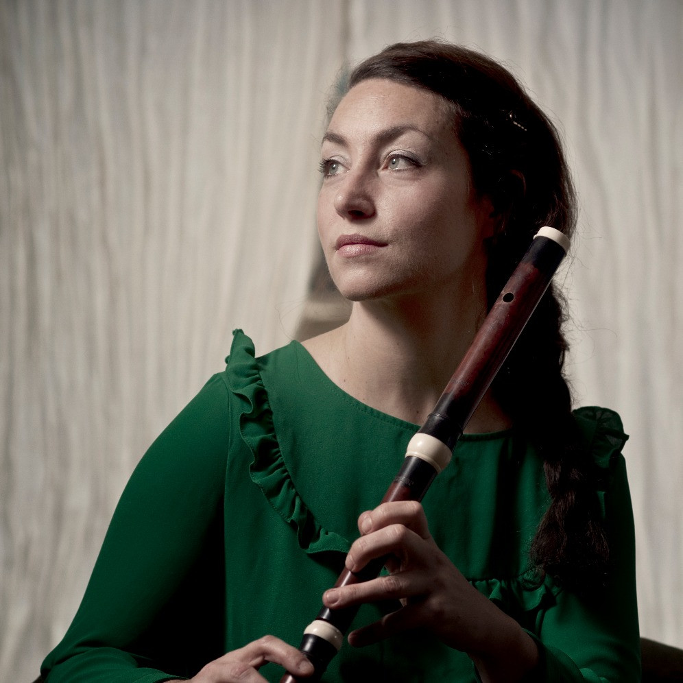 Tami Krausz, flute