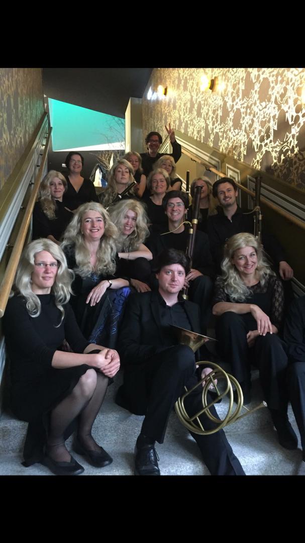 Opera with the ensemble B'Rock