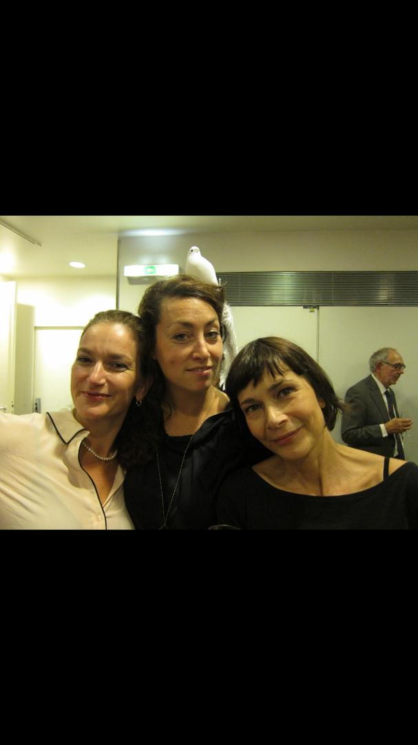 On tour with Soprano Sandrine Piau and Oboist Emma Black