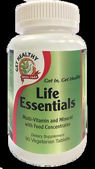 Get Healthy Life Essentials Multivitamin 90ct
