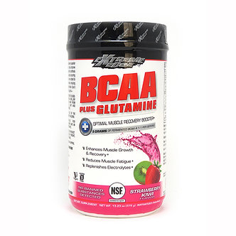 Bluebonnet Extreme Edge BCAA + Glutamine Powder