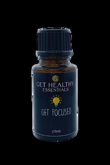Get Healthy Get Focused Essential Oil