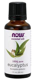 Now Eucalyptus Oil 1oz