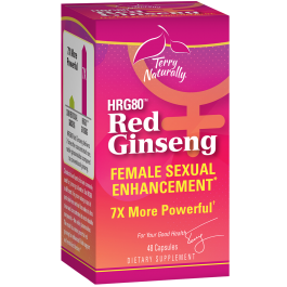 Red Ginseng (HRG80™) Female Sexual Enhancement