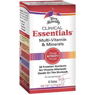 Clinical Essentials Multi-Vitamin & Minerals