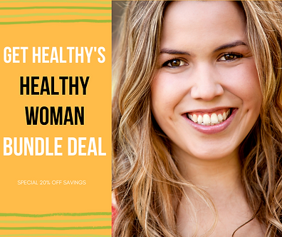 Healthy Woman Bundle