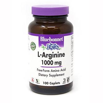 Bluebonnet L-Arginine 1000mg