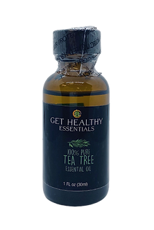 Get Healthy Tea Tree Essential Oil