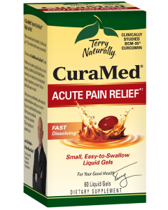 CuraMed Acute Pain Relief