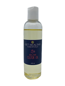 Get Healthy Castor Oil