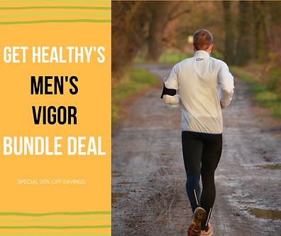 Men's Vigor Bundle