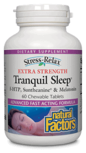 Tranquil Sleep Extra Strength Chewables