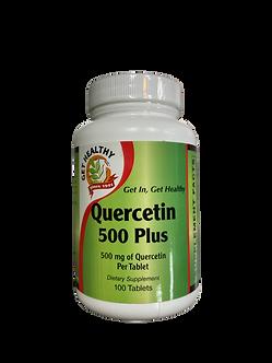 Get Healthy Quercetin 500 Plus
