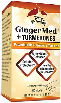 GingerMed with Tumerones