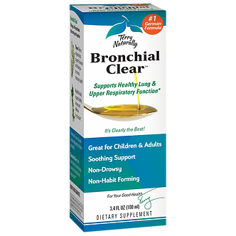 Bronchial Clear Liquid