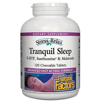 Natural Factors Tranquil Sleep 120ct