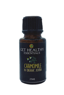Get Healthy Chamomile Essential Oil