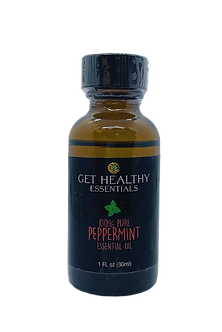 Get Healthy Peppermint Essential Oil