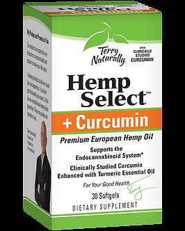 Hemp Select + Curcumin