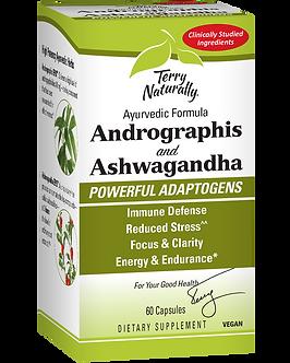 Andrographis and Ashwagandha