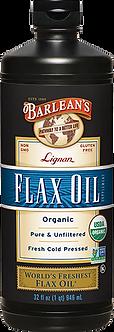 Barlean's 32oz Lignan Flax Oil