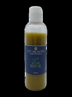 Get Healthy Neem Oil